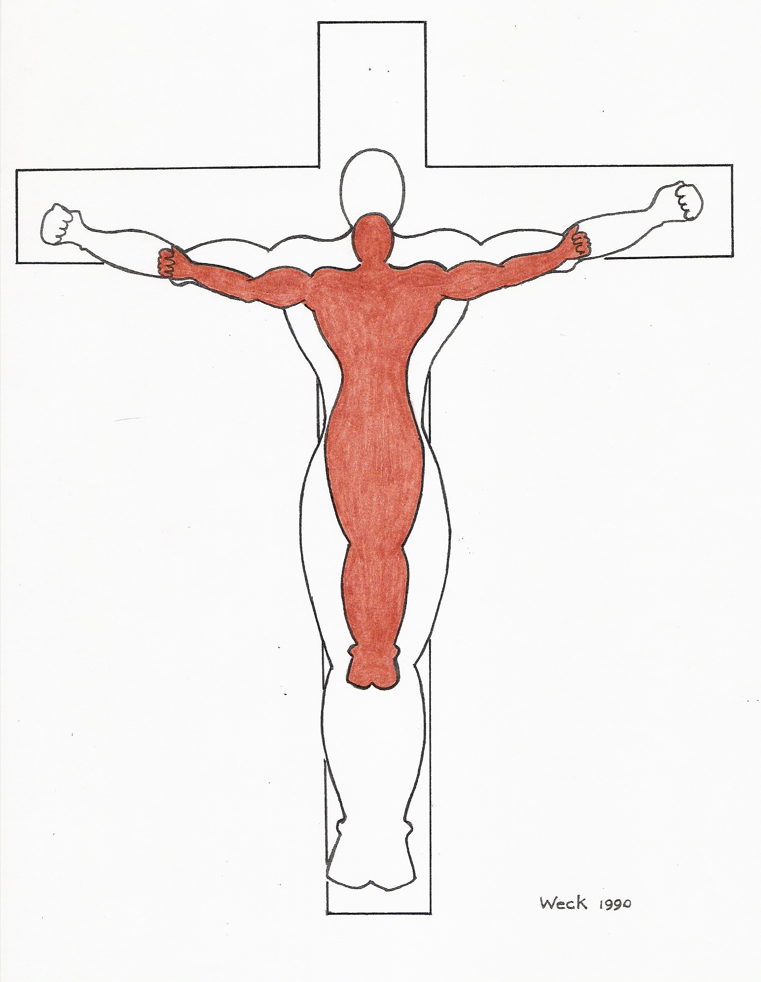 co-crucifixion-brown